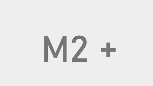 M2プラスのアイコン